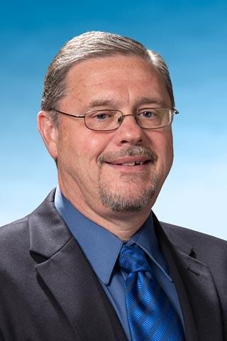 board member Kevin Frizzell headshot