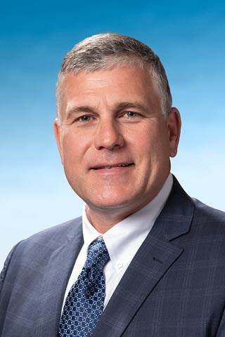 board member Josh Callihan headshot